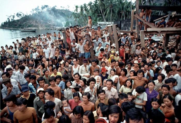 Bidong Refugees