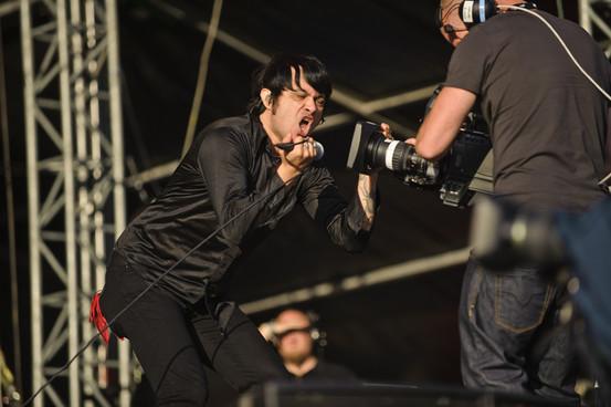 Cedric Bixler-Zavala / Foto: Danny North
